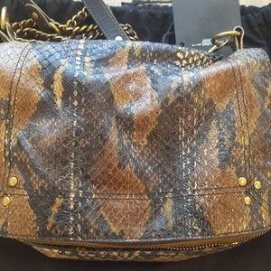 Jerome Dreyfuss BOBI Chain Bag Crossbody
